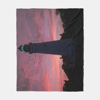 Cobertor De Velo Farol de Gratiot do forte