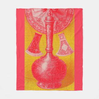 Cobertor De Velo filtros opulentos do impressão do médio-Victorian