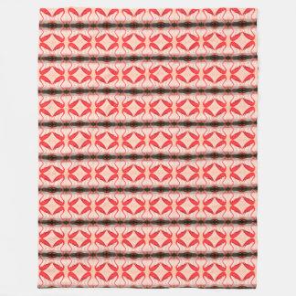 Cobertor De Velo Flamingo americano por J.J. Audubon… multi