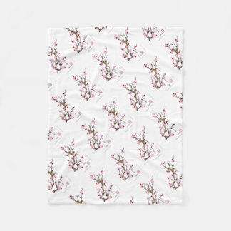 Cobertor De Velo Flor de cerejeira 16 Tony Fernandes