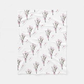 Cobertor De Velo Flor de cerejeira 8 de Tony Fernandes