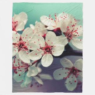 Cobertor De Velo Flor de cerejeira cor-de-rosa, Cherryblossom,