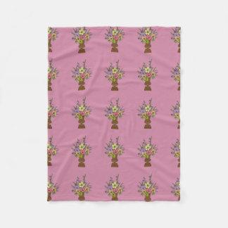 Cobertor De Velo Flores 1