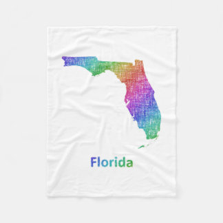 Cobertor De Velo Florida