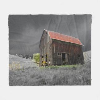 Cobertor De Velo Fotografia velha rústica das belas artes do