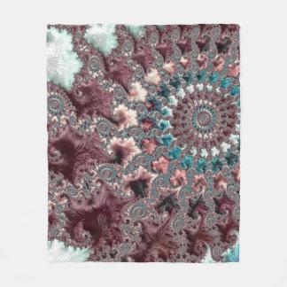 Cobertor De Velo Fractal boémio