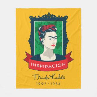 Cobertor De Velo Frida Kahlo | Inspiración