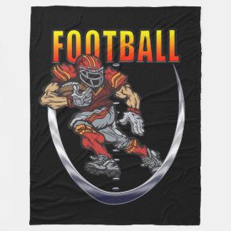 Cobertor De Velo Futebol que funciona para trás
