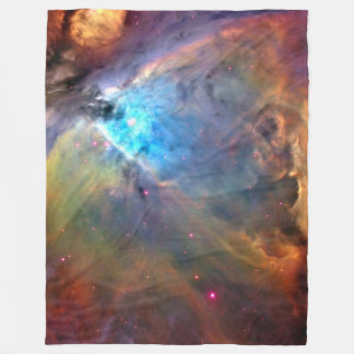 Cobertor De Velo Galáxia do espaço da nebulosa de Orion