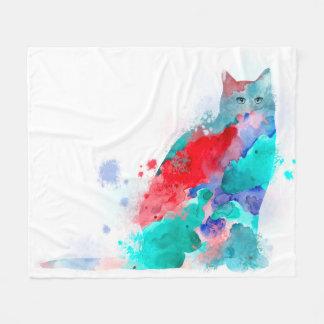 Cobertor De Velo Gato 609