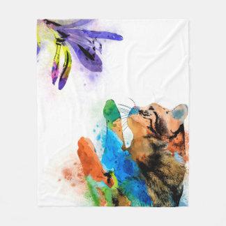 Cobertor De Velo Gato 610