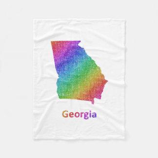 Cobertor De Velo Geórgia