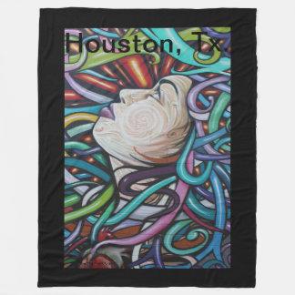 Cobertor De Velo Grafites da senhora Houston