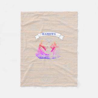 Cobertor De Velo HAMbWG - cobertura do velo - urso de ursinho