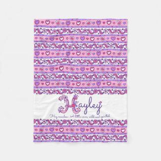 Cobertor De Velo Hayley personalizou a cobertura conhecida dos