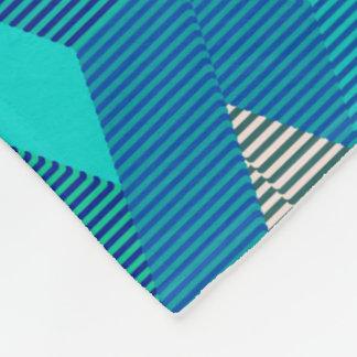 Cobertor De Velo Impressão moderno do diamante do meio século,