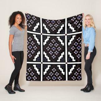 Cobertor De Velo Inverta o mosaico espelhado 2 (pequeno)