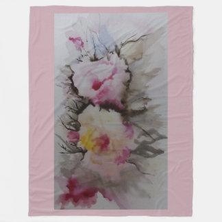Cobertor De Velo Jardim de rosas