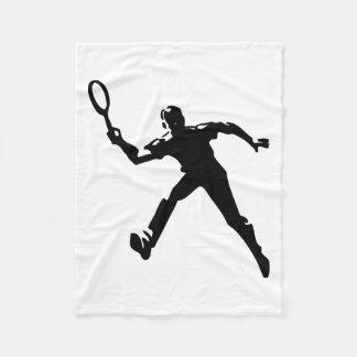 Cobertor De Velo Jogador de ténis