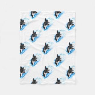Cobertor De Velo Jogo da orca
