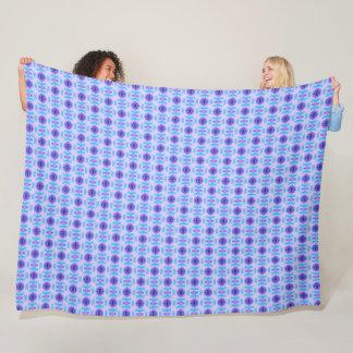 Cobertor De Velo Jóia roxa da seda de Nile River da rainha egípcia