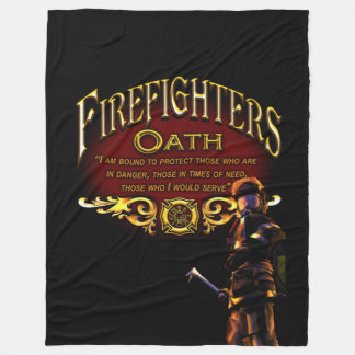 Cobertor De Velo Juramento dos sapadores-bombeiros