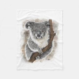 Cobertor De Velo Koala do bebê