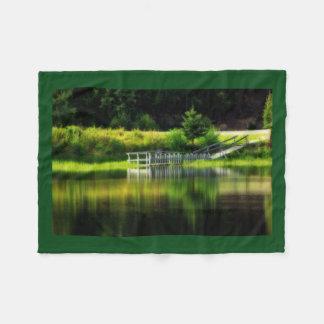 Cobertor De Velo Lagoa do espelho