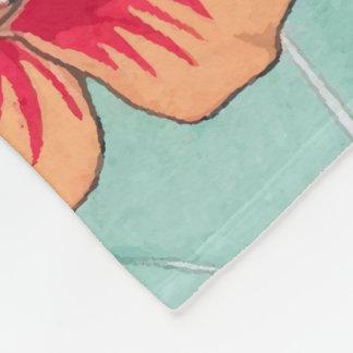 Cobertor De Velo Lagoa do lírio