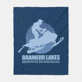 Cobertor De Velo Lagos Brainerd (manutenção programada)