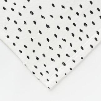 Cobertor De Velo Lance do velo do ponto do Doodle