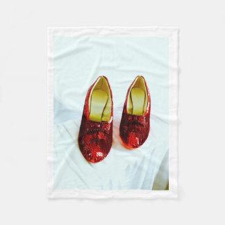 Cobertor De Velo Lance vermelho da cobertura dos calçados dos