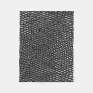 Cobertor De Velo Leather texture closeup