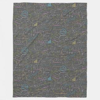 Cobertor De Velo Lições da matemática