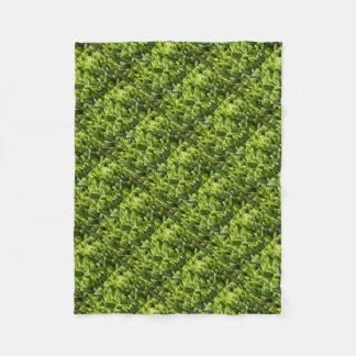 Cobertor De Velo Lírio do remendo da flor do vale