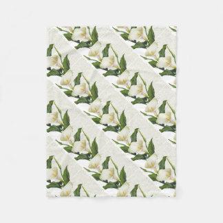 Cobertor De Velo Lírios de Calla bonitos