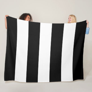 Cobertor De Velo Listra preta
