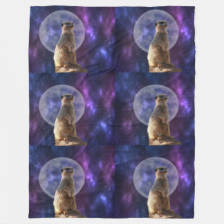 Cobertor De Velo Luar de Meerkat, grande cobertura do velo