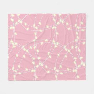 Cobertor De Velo Luzes brancas