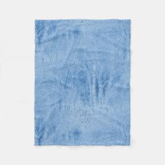 Cobertor De Velo Madeiras azuis obscuras na cobertura do velo da
