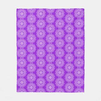 Cobertor De Velo Mandala Amethyst