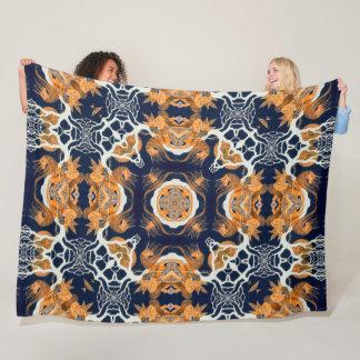 Cobertor De Velo Mandala celta mágica da fada do unicórnio