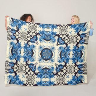 Cobertor De Velo Mandala celta mágica do unicórnio