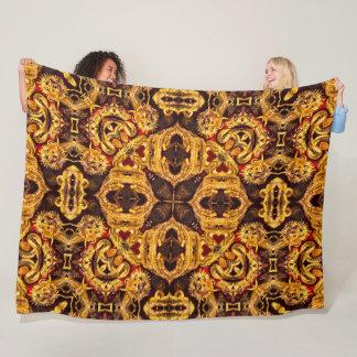 Cobertor De Velo Mandala chinesa antiga do imperador do dragão do