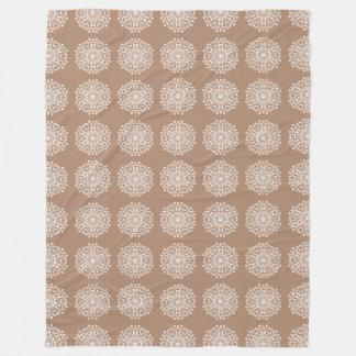 Cobertor De Velo Mandala da noz-moscada
