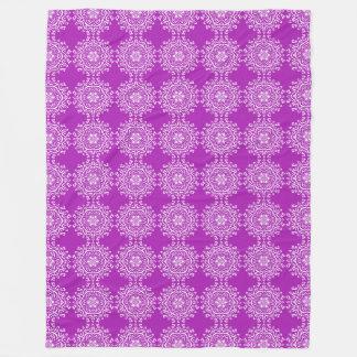 Cobertor De Velo Mandala de Nudibranch