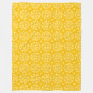 Cobertor De Velo Mandala do mel