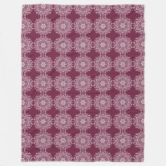 Cobertor De Velo Mandala do Mulberry