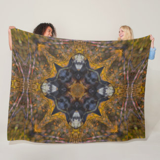 Cobertor De Velo Mandala do protetor dos espírito do antepassado do
