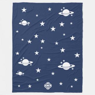 Cobertor De Velo Manta de Lã: Céu de Estrelas